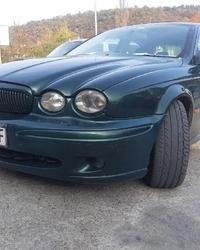Jaguar popravka prednjeg branika