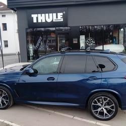 KROVNI NOSACI BMW X5