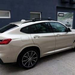 KROVNI NOSACI ZA BMW X4