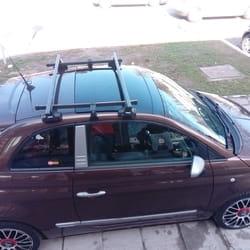 KROVNI NOSACI FIAT 500