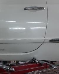 Fiat 500 popravka brava