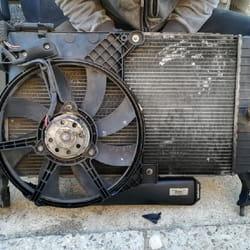 Hladnjaci i ventilatori Opel Meriva 1.7cdti