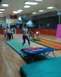 Uskoro počinjemo ponovo sa treninzima gimnastike