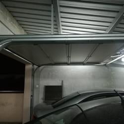 Segmencka garažna vrata