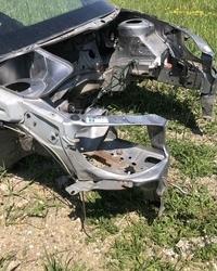 Prednji desni krak karoserije za Pezo Peugeot 508