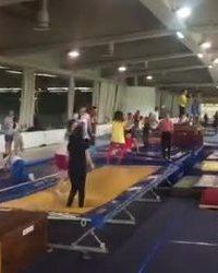 Proslava decijeg sportskog rodjendana - Gimnastički centar sajam