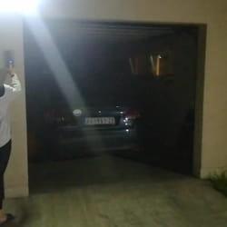 Garažna vrata upravo puštena u rad