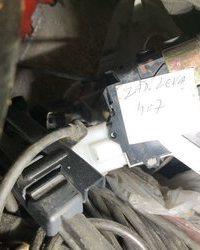 Elektricna brava za zadnja leva vrata za Pezo Peugeot 407