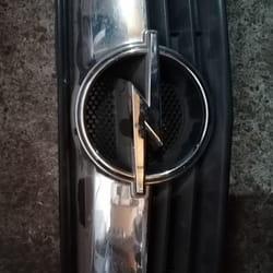Maska haube Opel Meriva A restajling