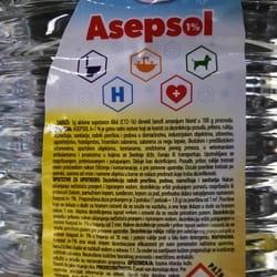 Asepsol 1% 5L