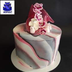 Marble torta
