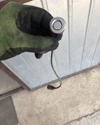 Senzor prednjeg branika za Pezo Peugeot 508