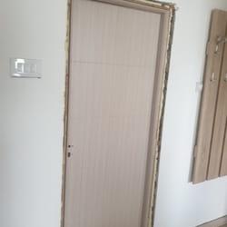 Montaza sobnih vrata