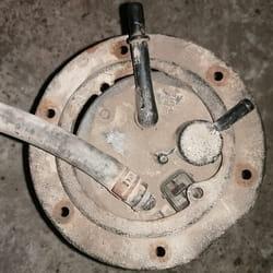 Benzinska pumpa u rezervoaru Opel Agila A