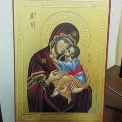Ikona Bogorodice umilenje