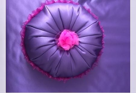 Unikatni prekrivač za bračni ktevet Flamenko