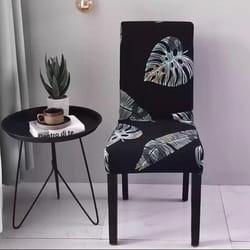 Navlake za stolice sa likrom dezenirane