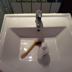 Nameštanje lavaboa
