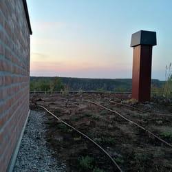 Zeleni krovovi navodnjavanje