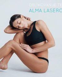 Lečenje masnih naslaga Alma laserom