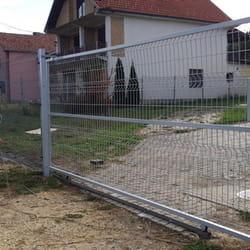 Ograde i kapije savremenog dizajna - Građevinska bravarija Radivojević