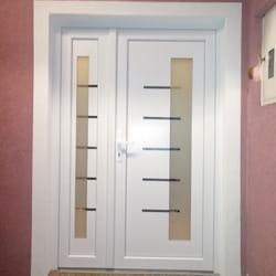 PVC ulazna vrata Sepsinac