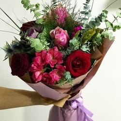 Buket cveća - idealan poklon za rođendan