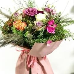 Buket cveća za rođendan