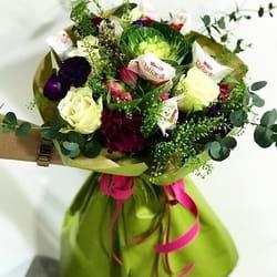 Cvetni aranžman po Vašoj želji - Cvećara Lamine Kragujevac