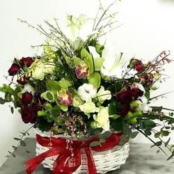Korpa sa cvećem