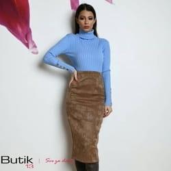 Jedna pencil suknja u kombinaciji sa različitim bluzama!