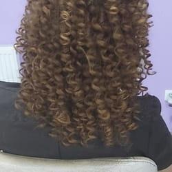Frizure za kovrdzavu kosu