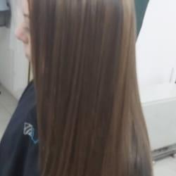 Ravna kosa frizure