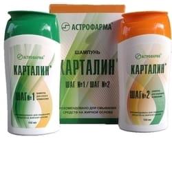Ruski šampon protiv seboreje