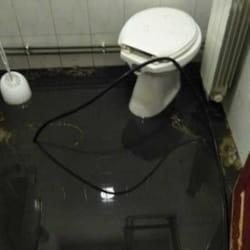Kod jako zaprljane kanalizacije - WOMA mašine
