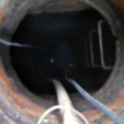 Odgušenje glavnog kanalizacionog odvoda