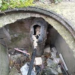 Otpušavanje odvoda kanalizacije