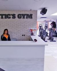 Athletic's Gym, Banovo Brdo