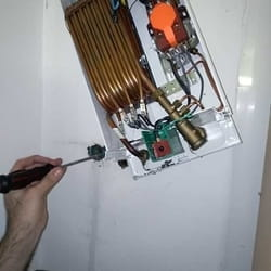Serviranje bojlera - posao za vodoinstalatere i za električare