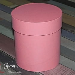 Okrugla ukrasna kutija