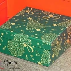 Ukrasne kutije u koloru sa printom