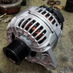 Zamena cetkica na alternatoru