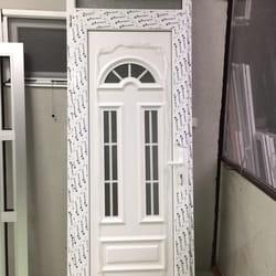 Ulazna PVC vrata Dobanovci