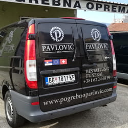 Medjunarodne pogrebne usluge Pavlovic 2010