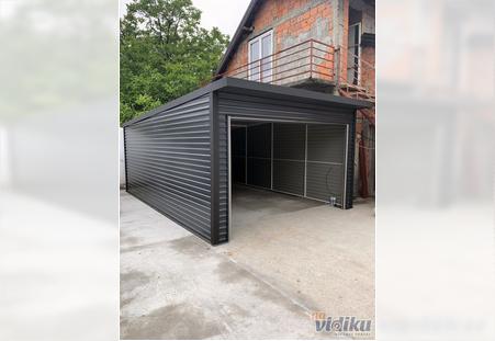 Montazne Garaze u Beogradu