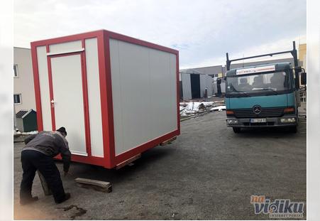 Gradjevinski kontejner prodaja