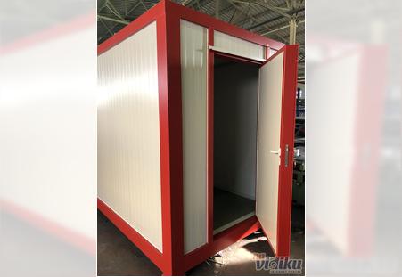 Izrada kontejnera za stanovanje