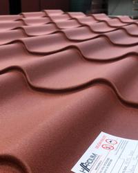 Dekorativni lim za krovove