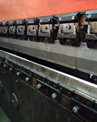 Savijanje lima na apkant presi