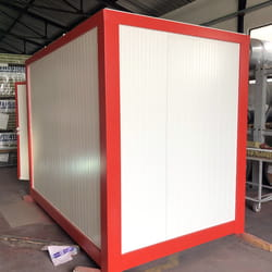Izrada stambenih kontejnera